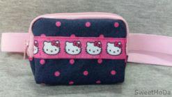 Etui na pompy insulinowe Candy Moda Hello Kitty 2