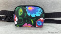 Etui na pompy insulinowe Candy Moda Flowers