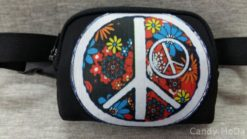 Candy MoDa etui do pompy Love and Peace 2
